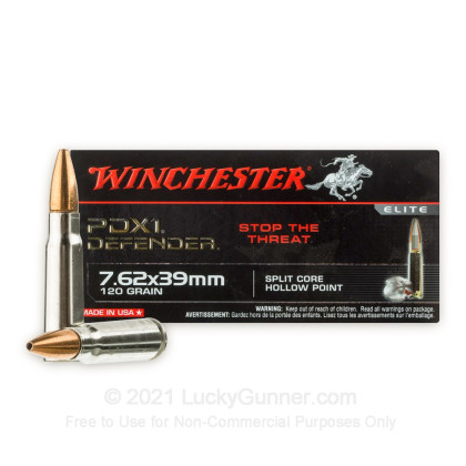 Image 2 of Winchester 7.62X39 Ammo