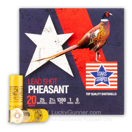 Image 2 of Stars & Stripes 20 Gauge Ammo