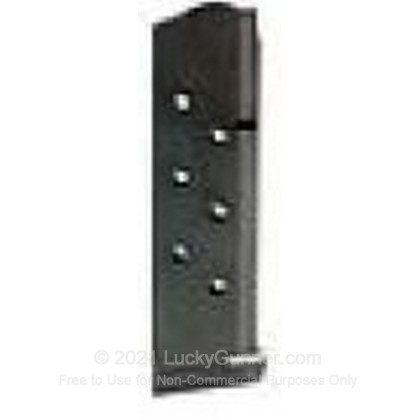 Large image of C-Products 1911 45 ACP Magazine Stainless Steel Black Matte Finiish For Sale - 8 Rounds