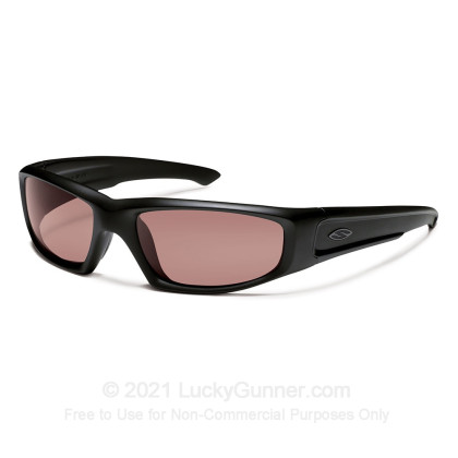 Large image of Smith Optics Elite Hudson Tactical Shooting Glasses For Sale - Smith Ballistic Glasses in Stock