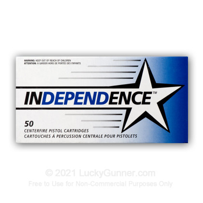 Image 3 of Independence .380 Auto (ACP) Ammo