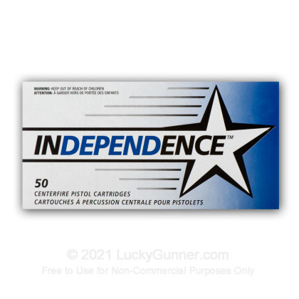 Image 6 of Independence .45 ACP (Auto) Ammo