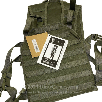 Large image of Blackhawk-Coyote-Tan-strike-Lightweight-Plate-Carrier-Harness-Small-Medium