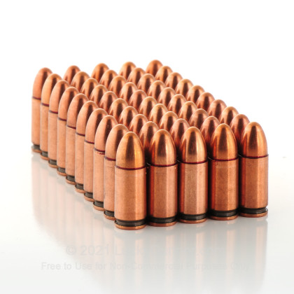 Image 5 of LVE 9mm Luger (9x19) Ammo
