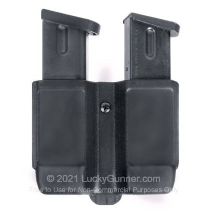 Large image of Blackhawk Double Stack Pistol Magazine Pouches For Sale - Blackhawk Universal Double-Wide, Double Stack Mag Holders for 9mm and 40 S&W Ammo Magazines