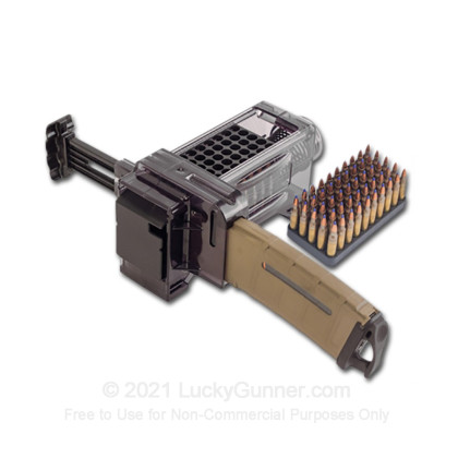 Large image of Caldwell Magazine Loader For .223/.556 Rifle Magazines AR-15 Mag Charger