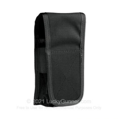 Large image of Triple Rifle Mag Pouch - Uncle Mike's - Black