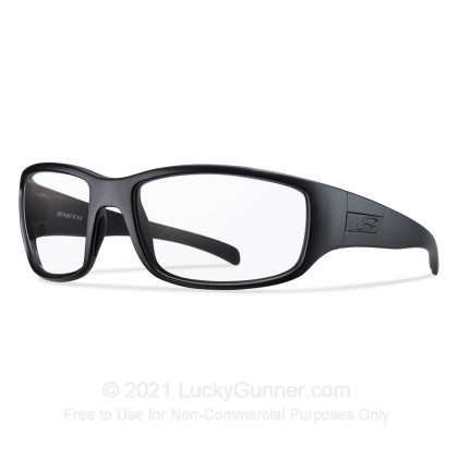 Large image of Smith Optics Elite Prospect Tactical Shooting Glasses For Sale - Smith Ballistic Glasses in Stock