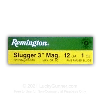 Image 1 of Remington 12 Gauge Ammo
