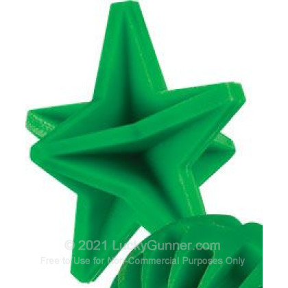 Large image of Champion Duraseal 3D Reactive Targets For Sale - Green Self-Healing Crazy Bounce Star Target In Stock