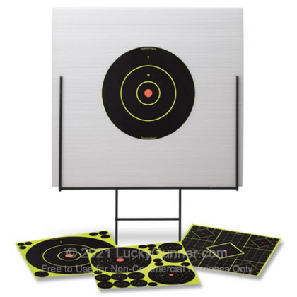 Large image of Shoot NC Targets For Sale - Shoot NC Portable Shooting Range Target Kit - Birchwood Casey Targets For Sale
