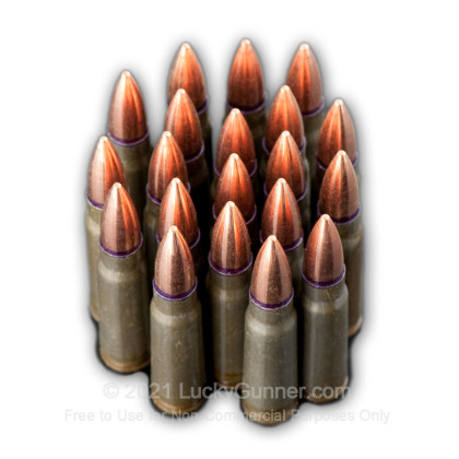 Image 3 of Golden Tiger 7.62X39 Ammo