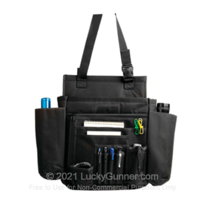Large image of Standard Car Seat Organizer - Uncle Mike's - Black