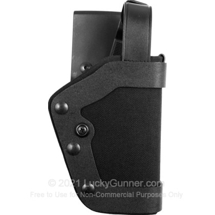 Large image of Holster - Outside the Waistband - Uncle Mike's - Pro-3 Slim Line Duty Holster - Left Hand