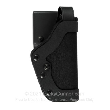 Large image of Holster - Outside the Waistband - Uncle Mike's - Pro-2 Jacket Slot Kodra Duty Holster - Left Hand