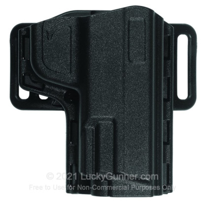 Large image of Holster - Outside the Waistband - Uncle Mike's - Reflex - Right Hand
