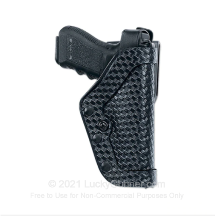 Large image of Holster - Outside the Waistband - Uncle Mike's - Pro-2 Dual-Retention Kodra Holster - Right Hand