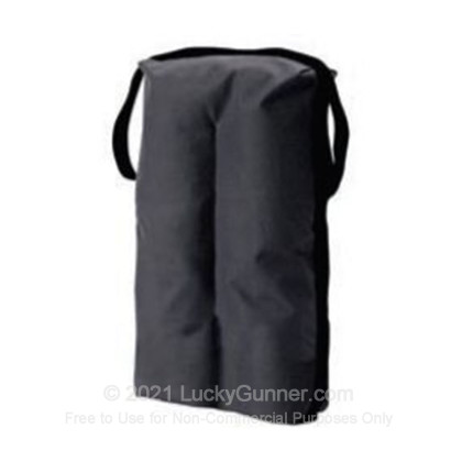 Large image of Blackhawk Sportster Shooting Rest Weight Bag - Prefilled Front and Back Pair For Sale