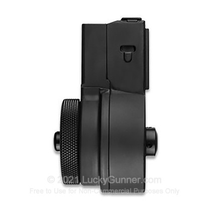 Large image of X-Products AR-15 50rd - 223 / 5.56 - Black - High Capacity Drum Magazine For Sale