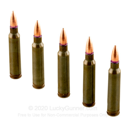 Image 4 of Red Army Standard .223 Remington Ammo