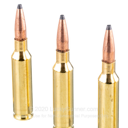 Large image of Premium 6.5 Creedmoor Ammo For Sale - 129 Grain PSP Ammunition in Stock by Fiocchi - 20 Rounds