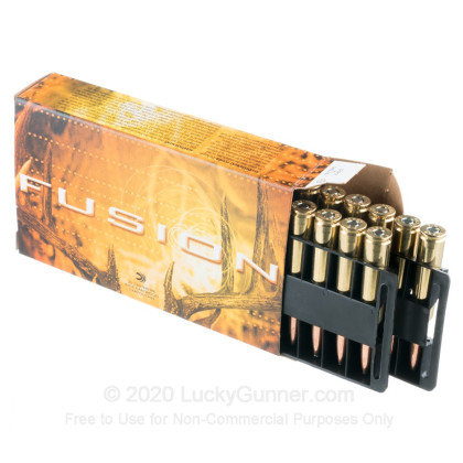 Image 3 of Federal 6.5x55 Swedish Ammo