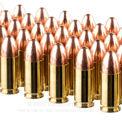 Cheap 9mm Ammo For Sale - 115 Grain FMJ Ammunition in ...
