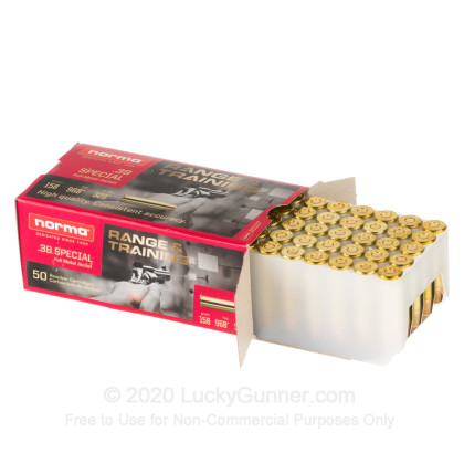 Image 3 of Norma .38 Special Ammo