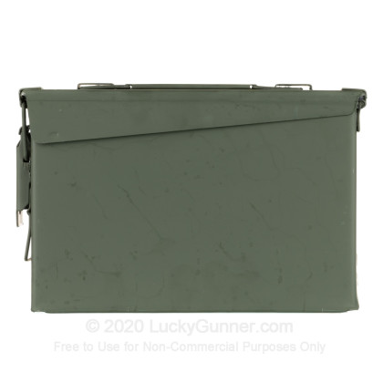 Large image of 30 Cal Green Brand New Mil-Spec M19A1 Ammo Cans For Sale