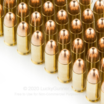 Image 5 of Aguila 9mm Luger (9x19) Ammo