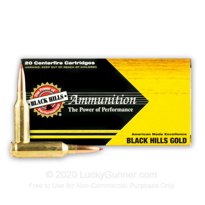 Image 2 of Black Hills Ammunition 6mm Creedmoor Ammo