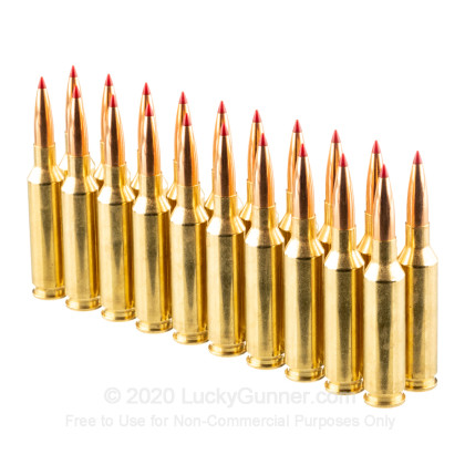 Image 4 of Black Hills Ammunition 6mm Creedmoor Ammo