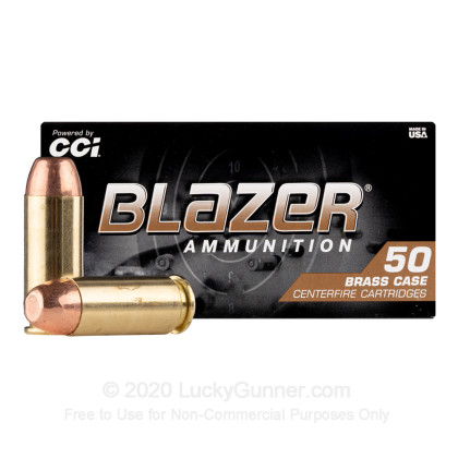 Image 2 of Blazer Brass 10mm Auto Ammo