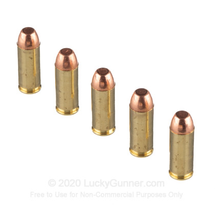 Image 4 of Blazer Brass 10mm Auto Ammo