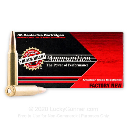 Image 2 of Black Hills Ammunition .223 Remington Ammo