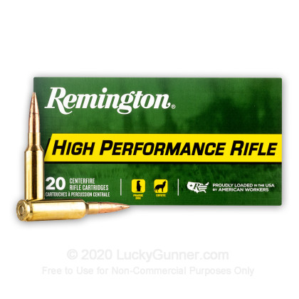 Image 2 of Remington 6.5mm Creedmoor Ammo
