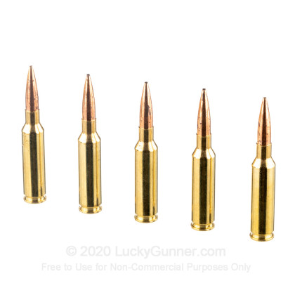 Image 4 of Remington 6.5mm Creedmoor Ammo