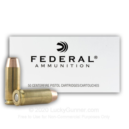 Image 3 of Federal 10mm Auto Ammo
