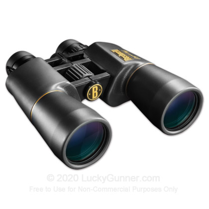 Large image of Bushnell Legacy WP Binoculars - 10-22x - 50mm - Waterproof - Black - In Stock at Luckygunner.com