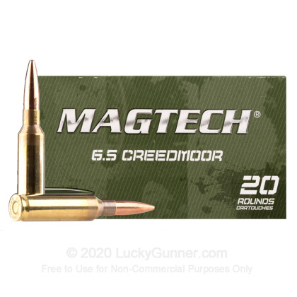 Image 2 of Magtech 6.5mm Creedmoor Ammo
