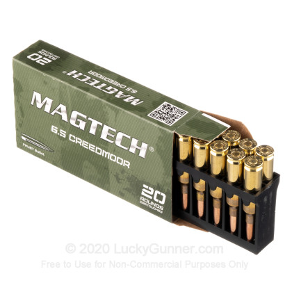Image 3 of Magtech 6.5mm Creedmoor Ammo