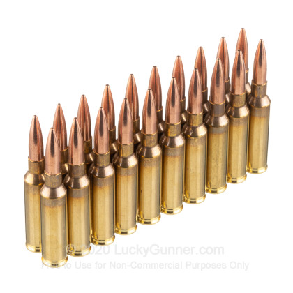 Image 4 of Magtech 6.5mm Creedmoor Ammo