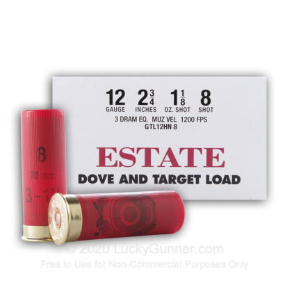 Image 1 of Estate Cartridge 12 Gauge Ammo