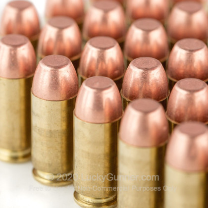 Image 5 of Blazer Brass .40 S&W (Smith & Wesson) Ammo