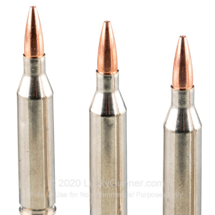 Large image of Premium 243 Ammo For Sale - 85 Grain Barnes TSX Ammunition in Stock by Federal - 20 Rounds