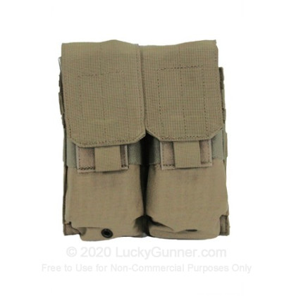 Large image of AR-15 Quad Mag Pouch - Coyote/Tan - Blackhawk