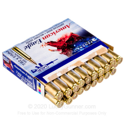 Image 3 of Federal .308 (7.62X51) Ammo