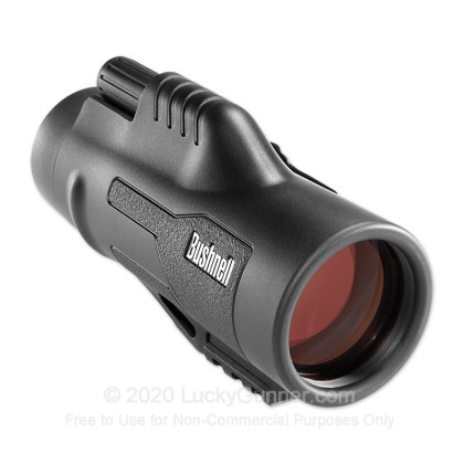 Large image of Bushnell Legend Ultra HD Monocular for Sale - 10x - 42mm - 191142 - In Stock - Luckygunner.com