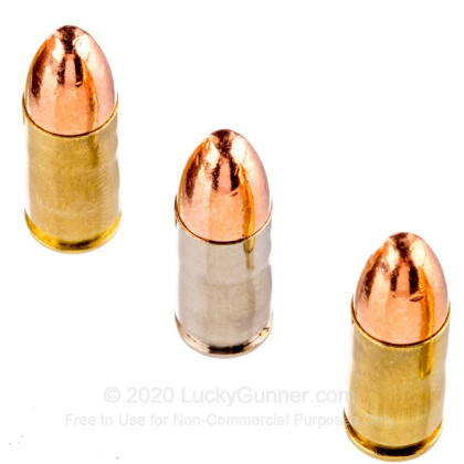 Image 4 of Military Ballistics Industries 9mm Luger (9x19) Ammo
