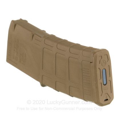 Large image of Magpul AR-15 30rd - 5.56/.223 - MCT (Medium Coyote Tan) - PMAG Gen M3 Magazine For Sale